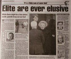 ottawa newspaper covers bilderberg meeting in 2006