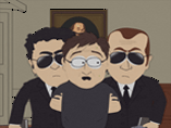 south park episode on 9/11 conspiracy