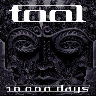 Album Cover Tool 10,000 days