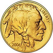 Indian 24-Karat (.9999) Gold Coin