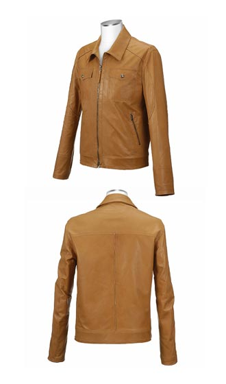 Forzieri motorcycle-inspired Jacket