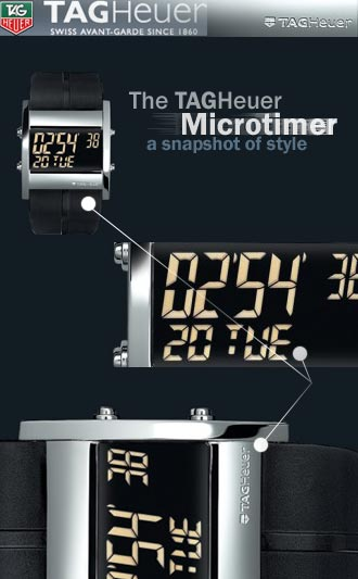 TAG Heuer Microtimer