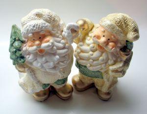 Santa and Banta