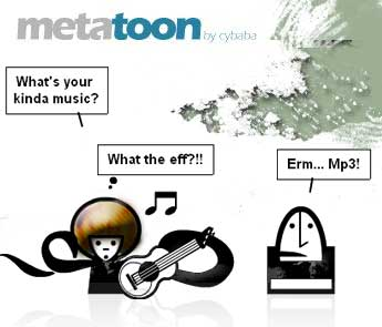 Metatoon: Your Kinda Music?