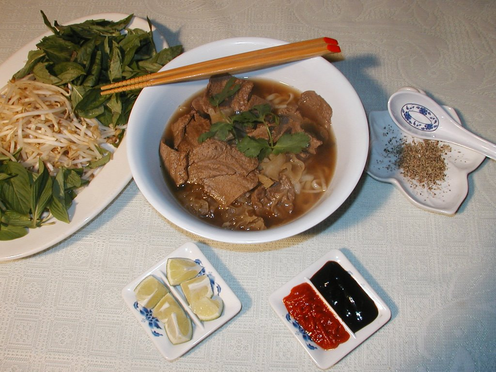 Spice Island Vegan Recipes: VEGAN VIETNAMESE PHO NOODLE SOUP