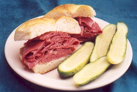 jewish singles in sandwich Ah, the american deli experience this tasty tradition conjures visions of satiating potato latkes, pastrami sandwiches and other jewish delicacies.
