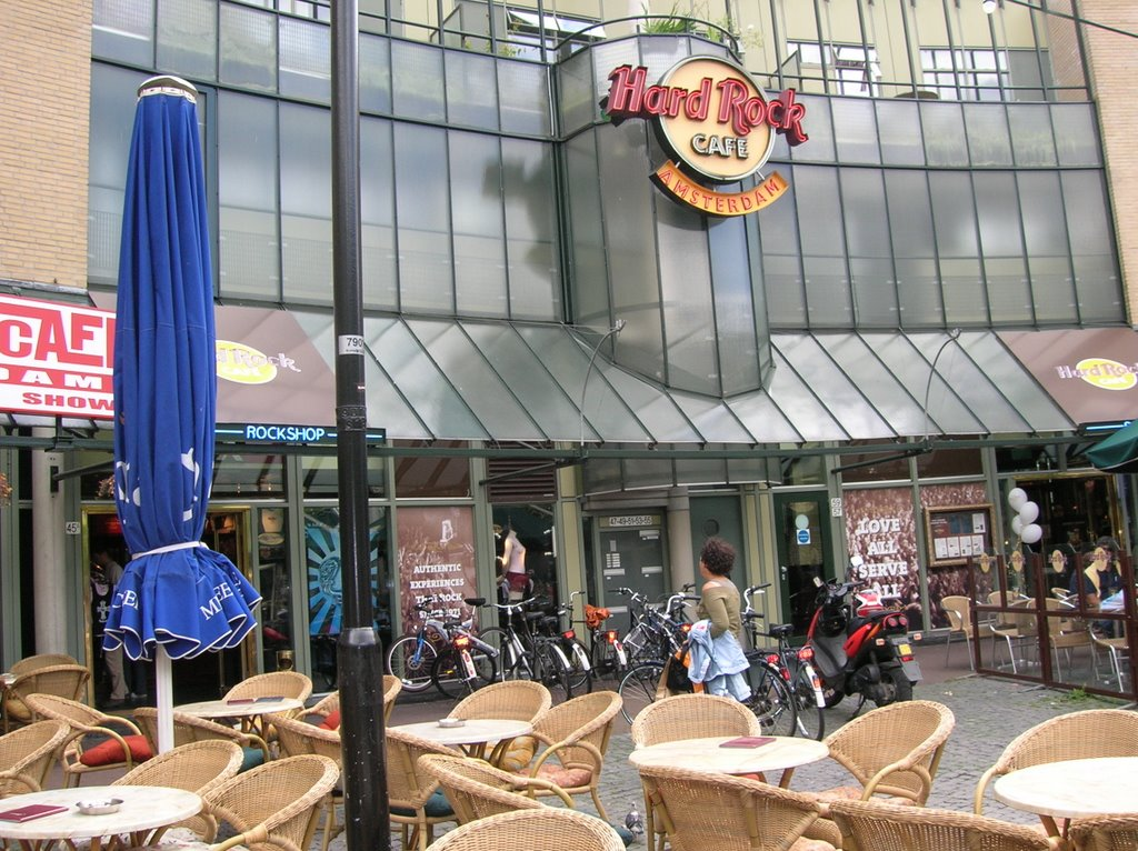 the amsterdam blog amsterdam 39 s hard rock cafe. Black Bedroom Furniture Sets. Home Design Ideas