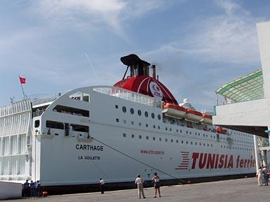 Laevaga tagasi Euroopasse