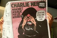 Cover of Charlie Hebdo - 08 February 2006
