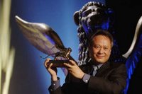 Ang Lee and his Venice Film Festival Golden Lion
