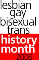 LGBT History Month 2006