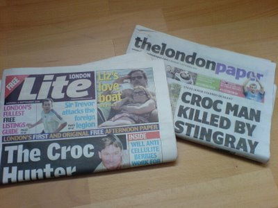 thelondonpaper V London Lite