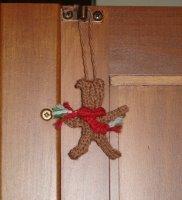 Ornament 1 - Itty Bitty Bear