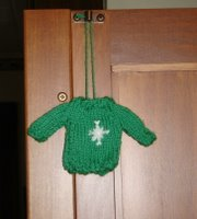 Ornament 2 - Mini Sweater