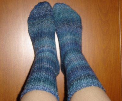 Ocean Socks!!!
