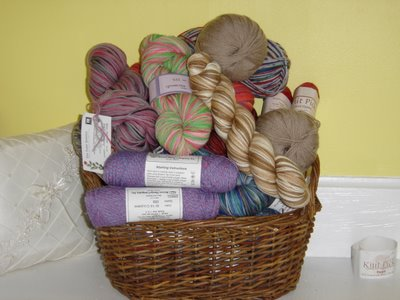 No such thing as too much sock yarn