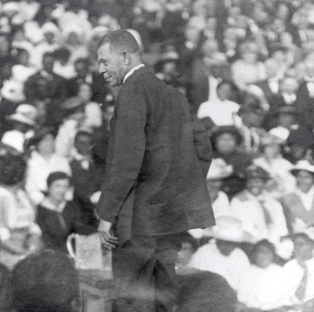 a report on booker t washington In this lesson you will learn about booker t washington, an american educator, author, speaker, and presidential adviser he is most famous for.