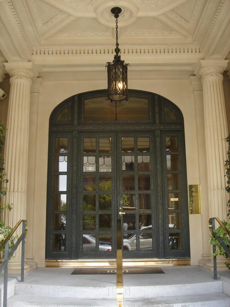 Front Doors San Francisco Ca
