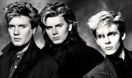 No, no es un anuncio de kerastase, son Duran Duran
