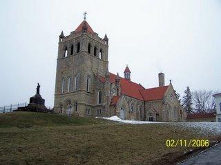 Basilica of St. Michael the Archangel, Loretto, PA
