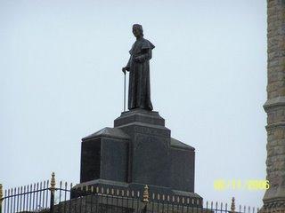 Statue of Prince Demetrius Gallitzin