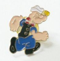 Eu sou o marinheiro Popeye...