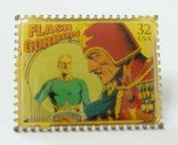 Flash Gordon encara o Imperador Ming