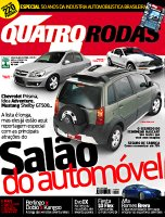 A edição de setembro da Quatro Rodas...