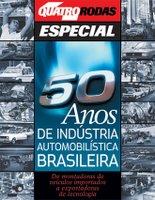 ...que traz encartada o especial 50 Anos da Indústria Automobilística no Brasil