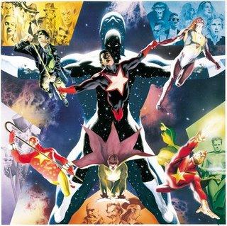 Starmen: qual o seu Starman favorito?
