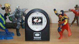 Relógio do UHQ: item de colecionador - He, he,he.