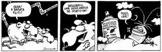 Fliti, criação de Fernando Gonsales