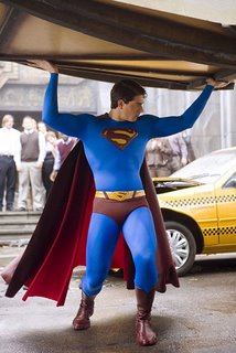 Brandon Routh segurou bem a onda de interpretar o Superman
