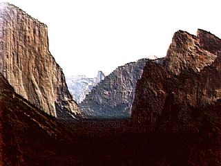 Yosemite Valley, California: National Parks from Coral Reefs to Wetlands to Glaciers May Be Vulnerable to Climate Change