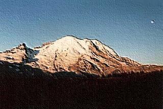 Mt Rainier, Washington: Glacier Research on Mount Rainier