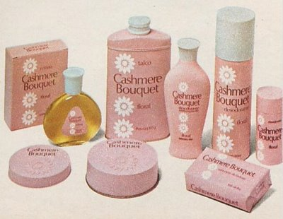 Cashmere Bouquet - vassourando