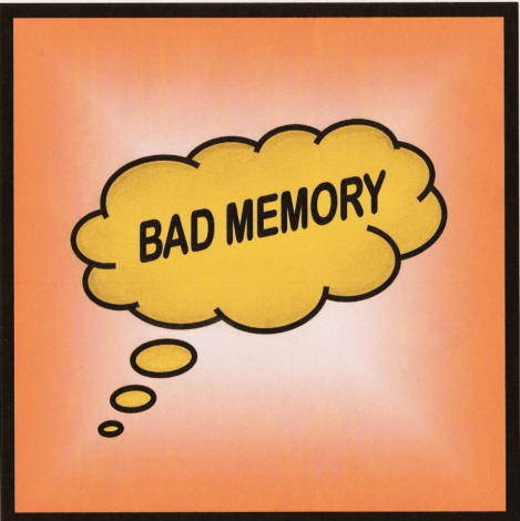 how to live with bad memories