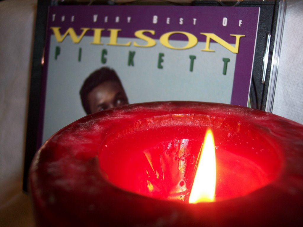 There Stands The Glass Wilson Pickett I M In Love