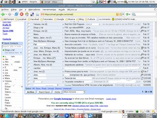 Gmail + Gtalk