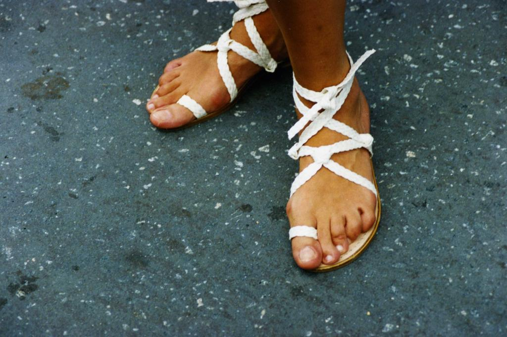 the foot blog scary feet bleh