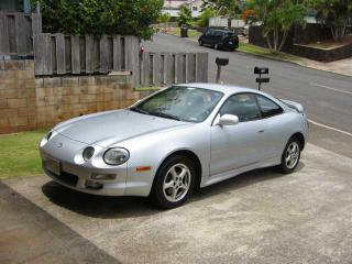 Sold the Celica