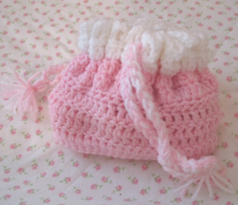 Crochet Baby Cradle Purse Pattern : BABY CRADLE PURSE PATTERNS Free Baby Patterns