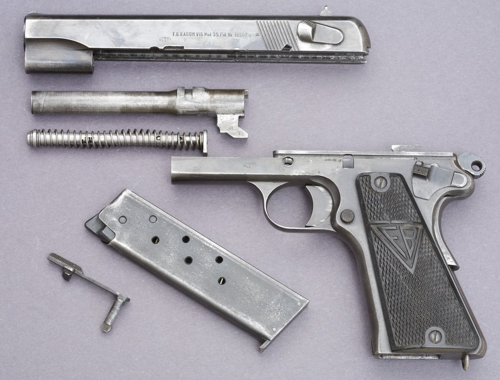 pistolet gp35 occasion