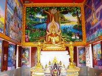 Buddha, Wat Sapam