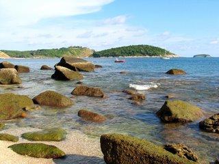 Ao Sane beach - Photo by Bill and Paula Monk