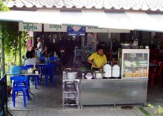 Noodle shop in Kathu
