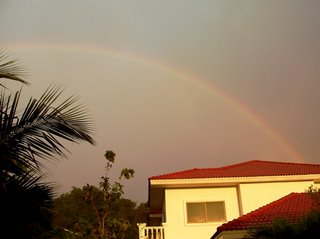 Rainbow 29th October