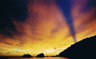 Similan Islands Sunset