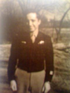 Taken on Harry's return to Houston about 1946/47