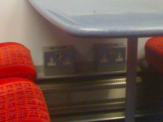Bournemouth Train Sockets